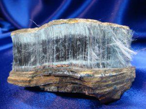 Crocidolite asbestos image